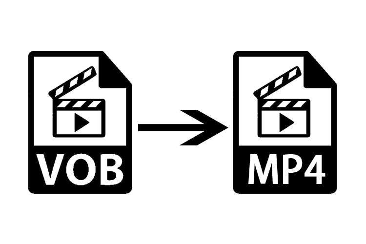 vob文件如何转换成mp4