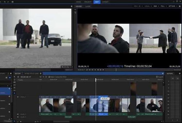 HitFilm 3 Express