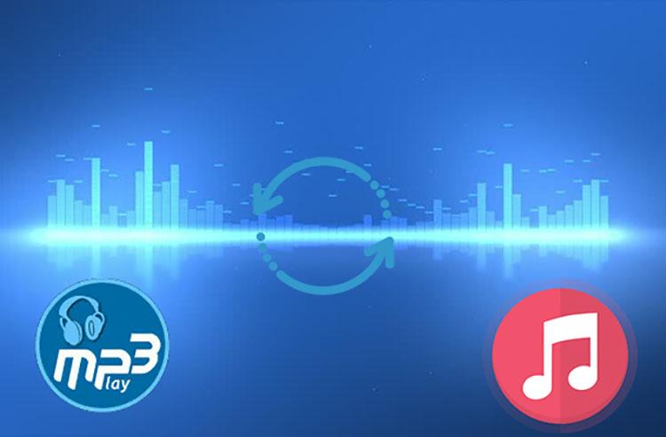 M4A音乐转换为MP3格式
