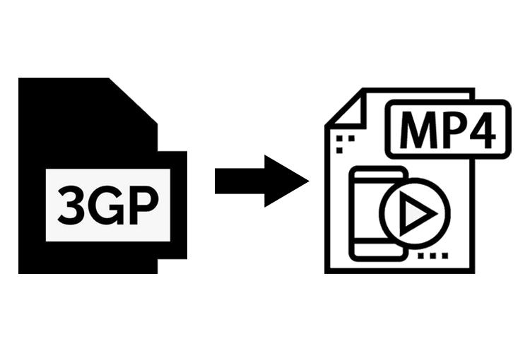 如何将3GP电影转换成MP4格式