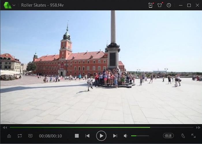 f4v视频播放